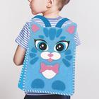 Набор для создания рюкзака из фетра «Котёнок» - фото 691671