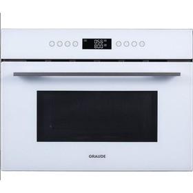 Встраиваемая микроволновая печь GRAUDE MWG 45.0 W, 900 Вт, 38 л, 8 режимов, белая