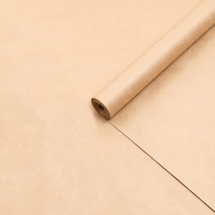Бумага крафт 840 мм х 10 м