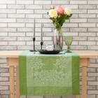 Дорожка на стол Этель Лён «Оливи» 50×155 ± 3 см, 100% лён
