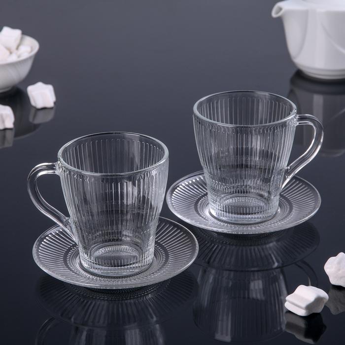 """Набор чайный """"Луиз"""", 4 предмета"""
