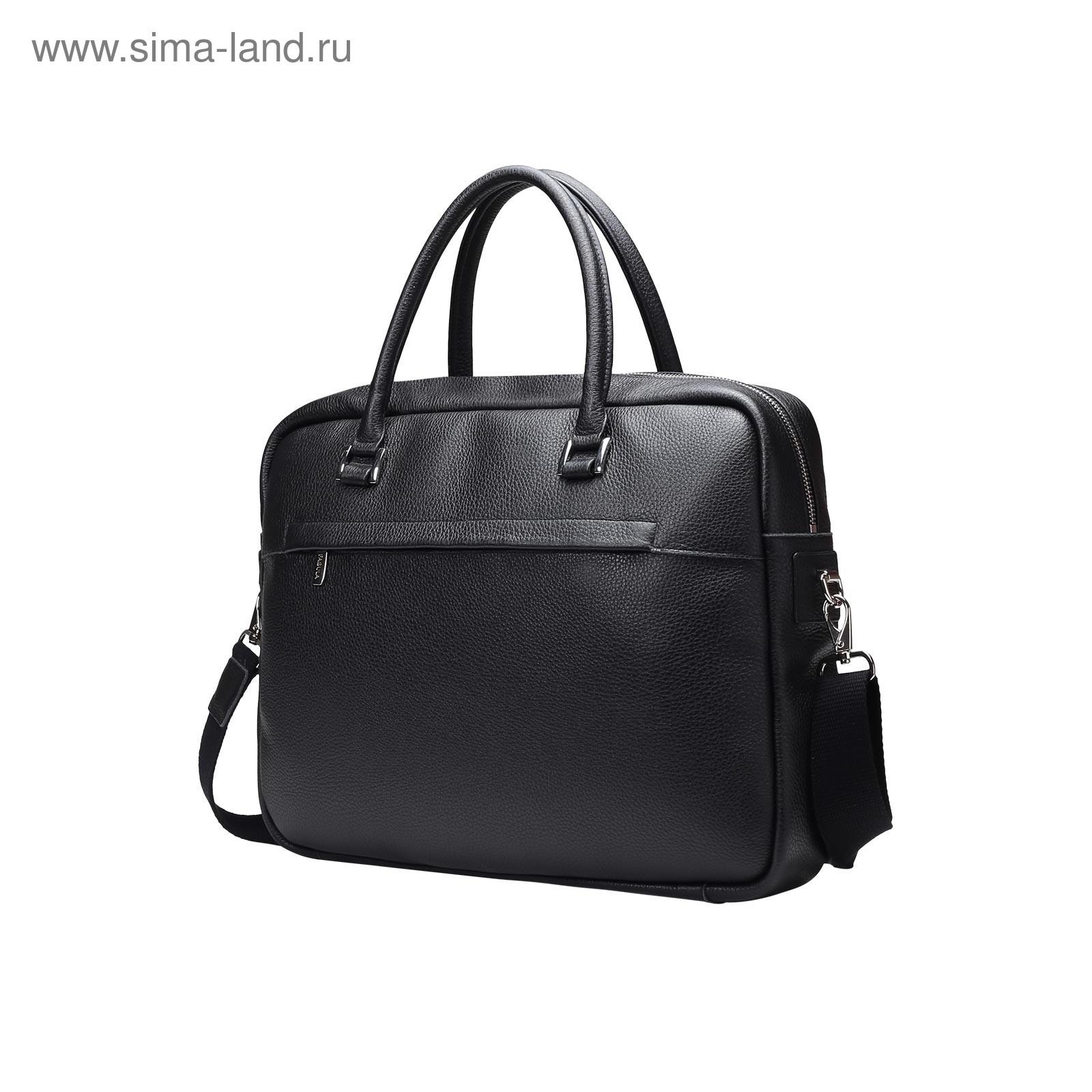 cf260af45a46 Сумка мужская Fabula S.332.BK, чёрный (4300427) - Купить по цене от ...
