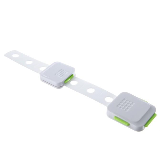 Блокиратор универсальный, цвет белый/зеленый