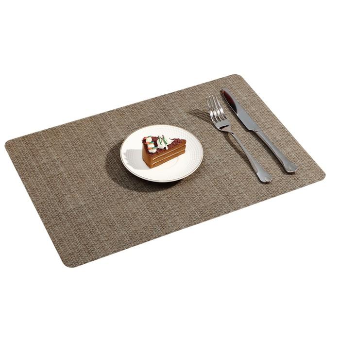 Покрытие для стола Table Mat 80 см, рисунок ротанг, рулон 20 пог. м