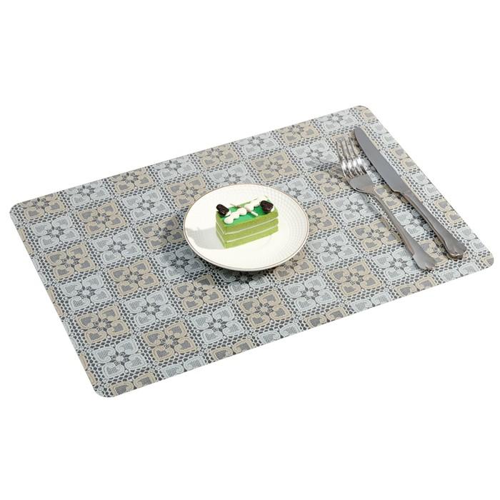 Покрытие для стола Table Mat 80 см, рисунок нежность, рулон 20 пог. м