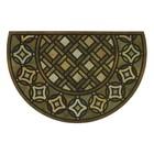 Коврик придверный Deco Tile Slice, 58,5х89 см