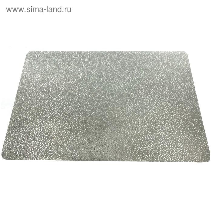 """Покрытие для стола """"Table Mat""""  80 см, рисунок капли, рулон 20 п.м."""