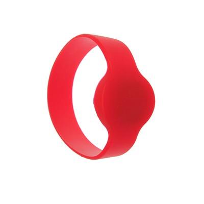Smart-браслет TS, 13,56 МГц, красный