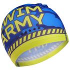Шапочка для плавания, детская, SWIM ARMY