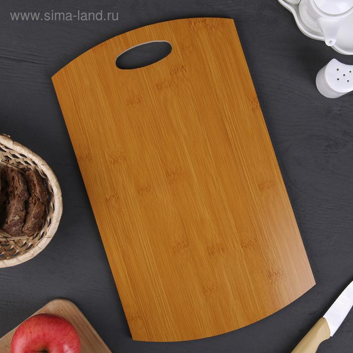 """Cutting Board """", Finara"""" 39,5х24х0,8 cm, bamboo"""