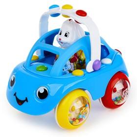 Машинка «Пышка», цвета МИКС