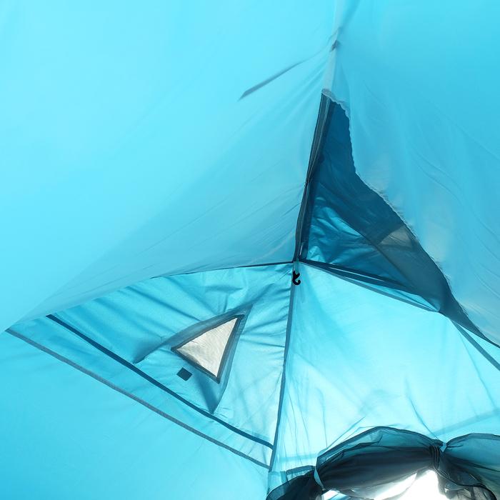 Палатка туристическая POLAR, 260 х 240 х 130 см, 4-местная, цвет синий - фото 36250