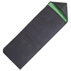 Спальный мешок Maclay, 3-слойный, с капюшоном, 225 х 70 см, не ниже 0 С