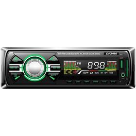 Автомагнитола Digma DCR-340G, Bluetooth