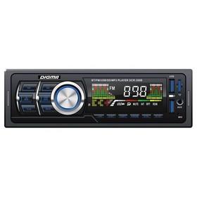 Автомагнитола Digma DCR-350B, Bluetooth