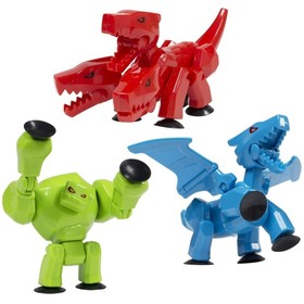 Игрушка Stikbot «Мегамонстр», цвет МИКС