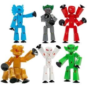 Игрушка Stikbot «Монстр», цвет МИКС