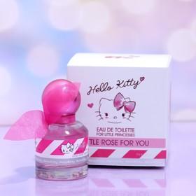 Туалетная вода Hello Kitty Little Rose For You, 30 мл.