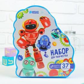 """Набор для рисования """"Роботы"""""""