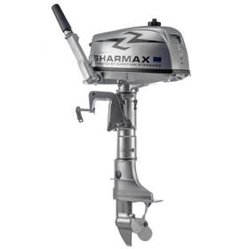 Двухтактный лодочный мотор Sharmax SM5HS