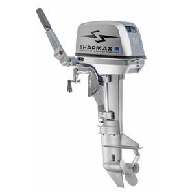 Двухтактный лодочный мотор Sharmax SM9.8HS