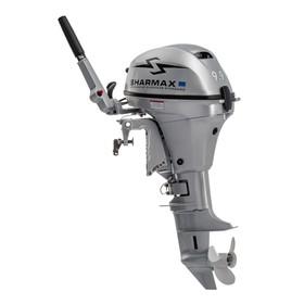 Четырёхтактный  лодочный мотор Sharmax SMF9.9HS