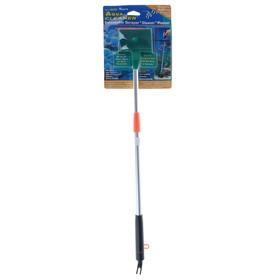 Универсальный инструмент: скребок, губка, инструмент для посадки растений, раздвижная ручка   395487