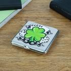 "Cigarette case ""Lucky"" to 9.5*1.5 cm"