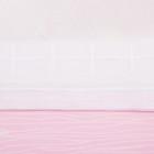 Портьера Крошка Я «Океан» без держателя цвет розовый, 110×260 см, блэкаут, 100% п/э - фото 105554202