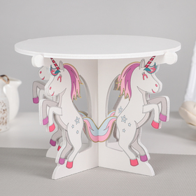 "Stand for confectionery 23x15,5 cm ""Unicorn"""