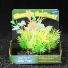 Островок аквариумных растений, светящихся в темноте, 11,5 х 8 х 10 см