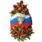 """Композиция тематическая """"9 мая"""", триколор, 25х60х125 см"""