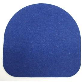Подушка для стула Chair Plus, 340х340х10, синяя