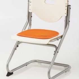 Подушка для стула Chair Plus, 340х340х10, Оранжевый