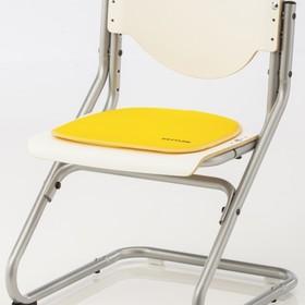 Подушка для стула Chair Plus, 340х340х10, Желтый