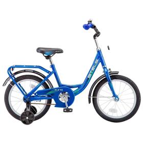 """Велосипед 16"""" Stels Flyte, Z011, цвет синий"""