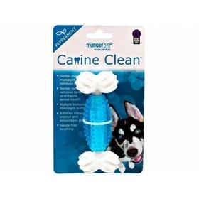 "Игрушка CanineClean ""Косточка"" для собак, с ароматом мяты, 19 см, нейлон/синтетич. резина"