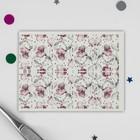Слайдер - дизайн для ногтей 3D «Цветочная рапсодия»