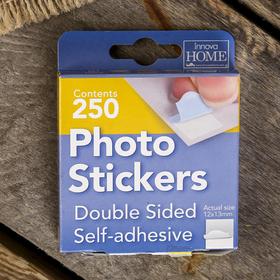 Self-adhesive photostickers Innova Q08481 (set of 250pcs) (20/180/4320)
