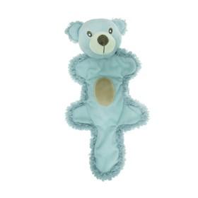 """Игрушка AROMADOG """"Мишка с хвостом""""для собак, 25 см, голубой"""