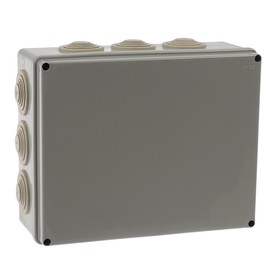 Distribution box TUNDRA, 240x190x90 mm, IP55, for outdoor installation