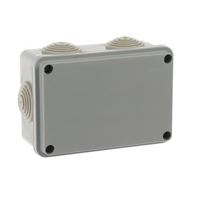 Distribution box TUNDRA, 120x80x50 mm, IP55, for outdoor installation