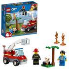 Конструктор Город «Пожарные: Пожар на пикнике»