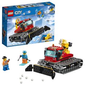 Конструктор Город «Транспорт: Снегоуборочная машина»