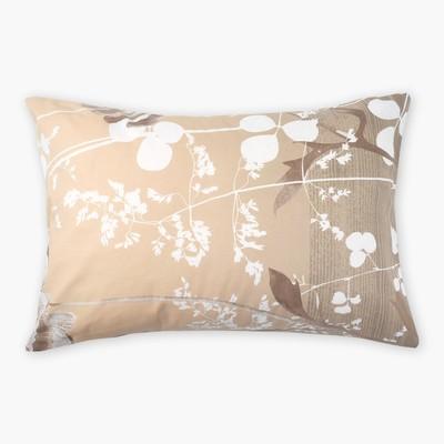 Pillowcase Ethel Cream morning 50x70 ± 3 cm, 100% cotton, calico 125 g/m2