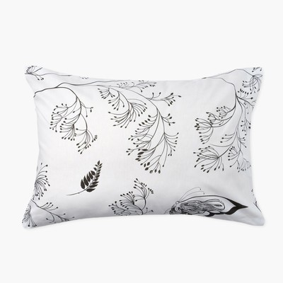 Pillowcase Ethel Ease of night 50x70 ± 3 cm, 100% cotton, calico 125 g/m2