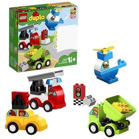 Конструктор Lego Дупло «Мои первые машинки»