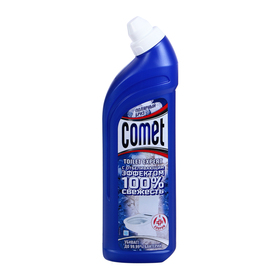 """Гель чистящий Comet """"Полярный бриз"""", 700 мл"""