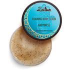 Пенящийся скраб для тела Zeitun «Счастьe», с пряной ванилью и маком, 250 мл