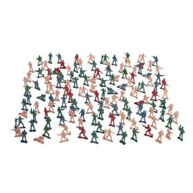 Набор солдатиков «Бравая армия», в пакете